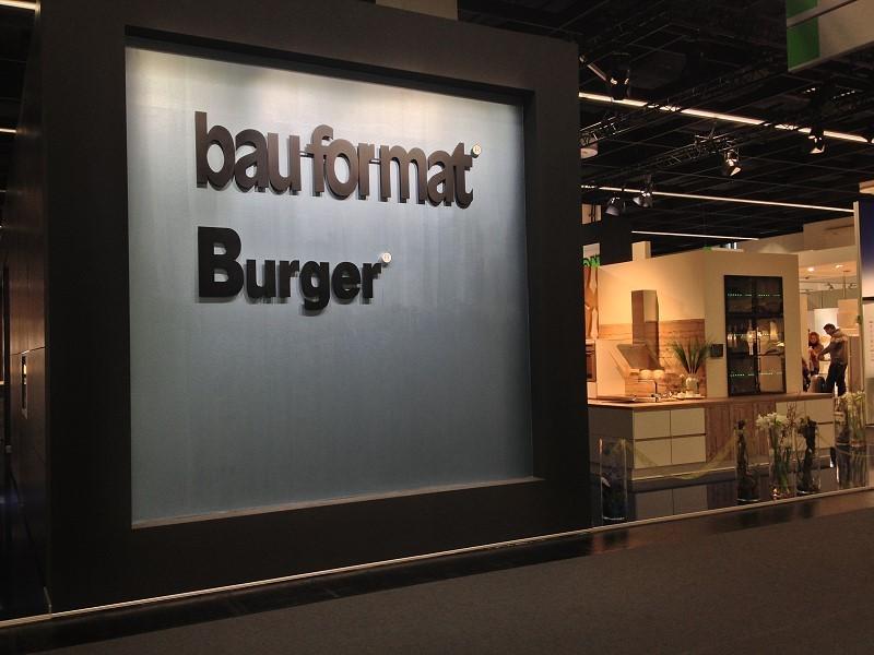 BAUFORMAT BURGER - kitchen with character | {Bauformat küchen 16}
