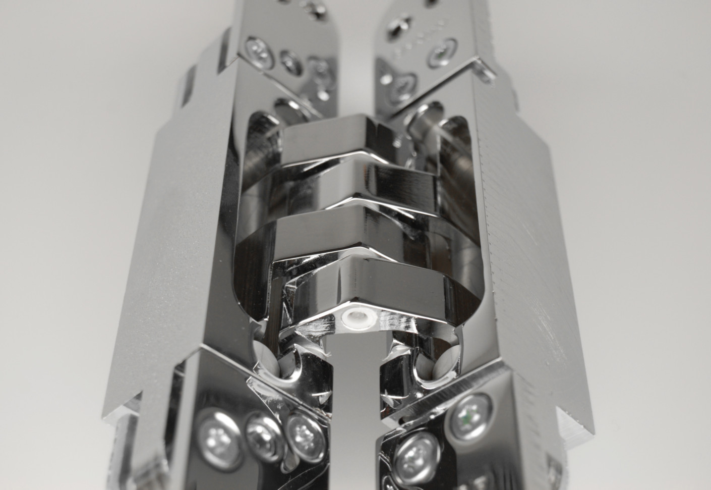 BaSys Systembeschlaege<br>concealed hinges - system fittings