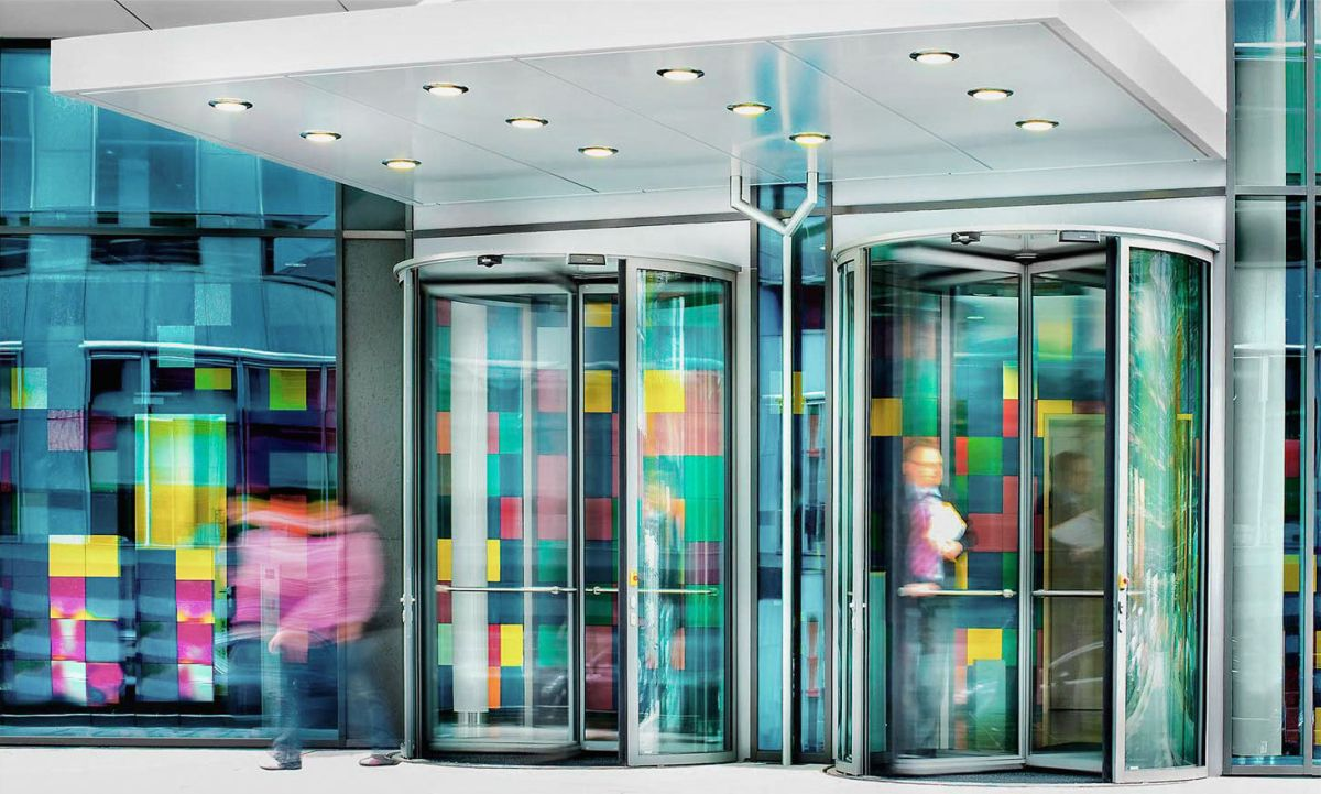 GEZE-Architekturfotograf-Hannover-VHV & GEZE - automatic door systems