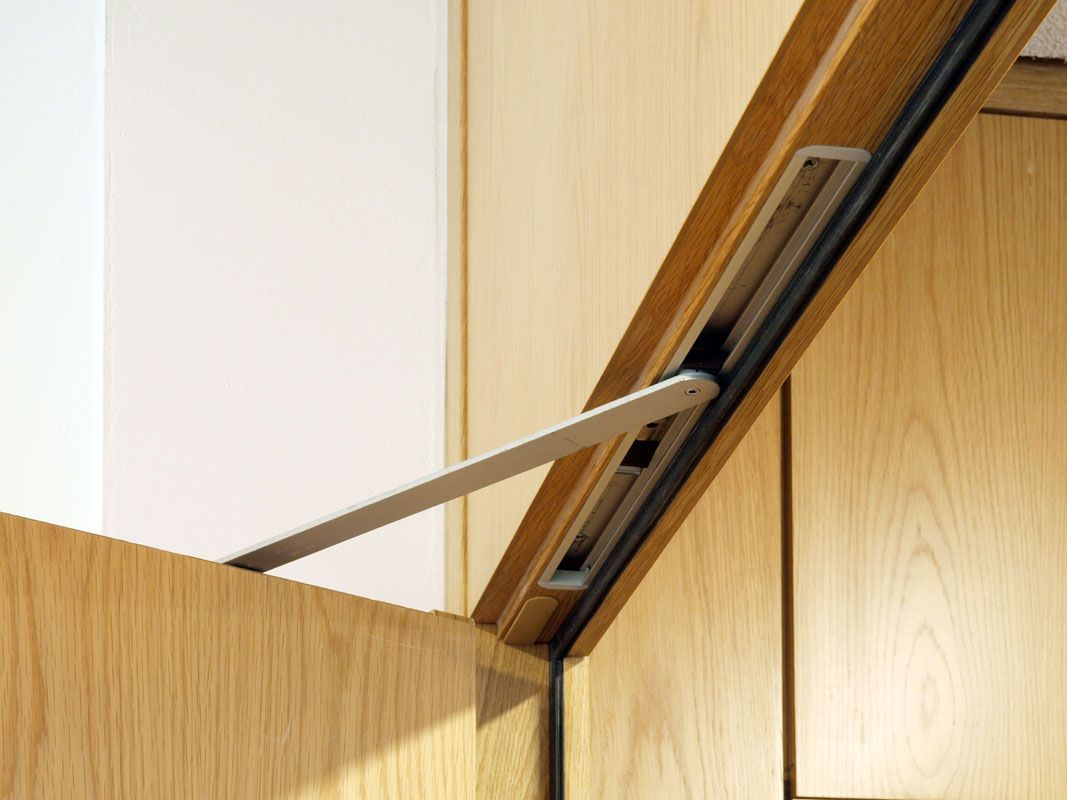 Geze-Integrate-Door-Closer