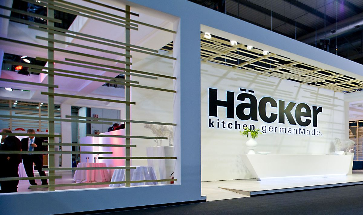 HAECKER - kitchen. german Made