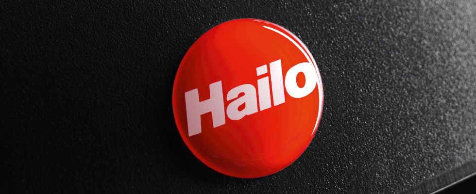 HAILO<br>waste separation, climbing systems
