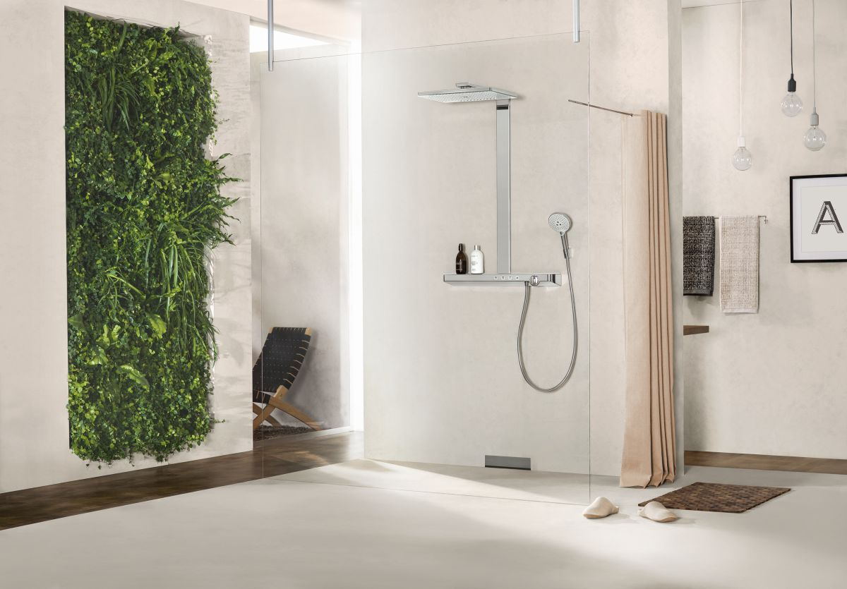 HANSGROHE - the true pleasure of water