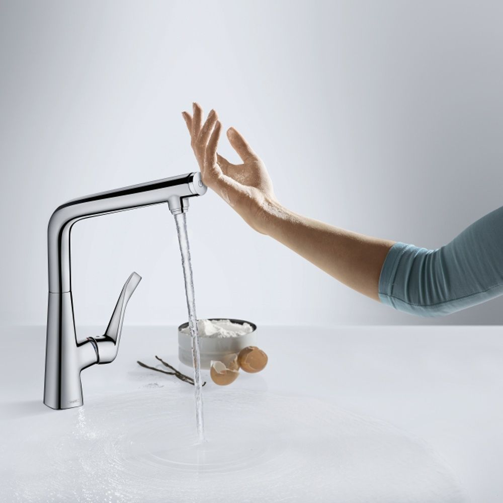 HANSGROHE<br>the true pleasure of water