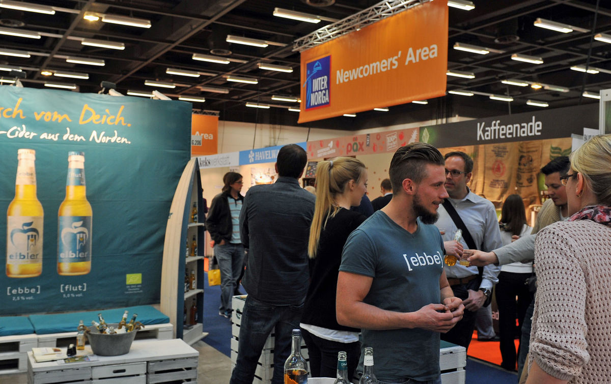 INTERNORGA - trade fair<br>leading for the hospitality industry