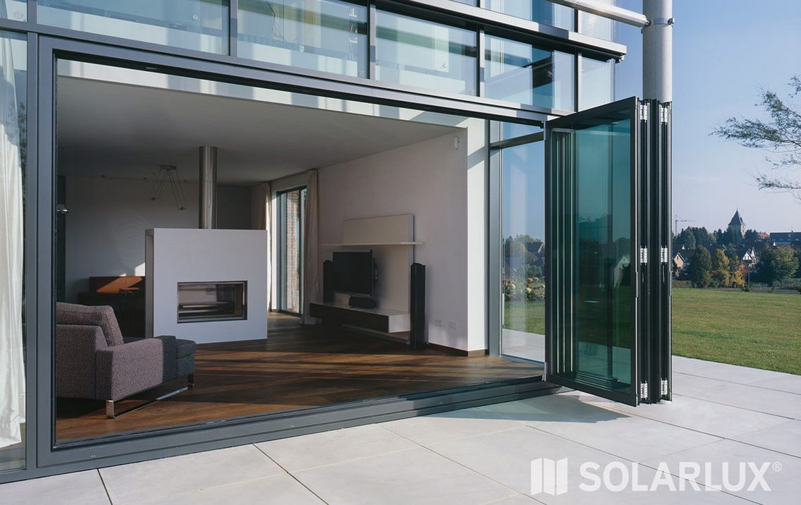 Solarlux Glass In Motion