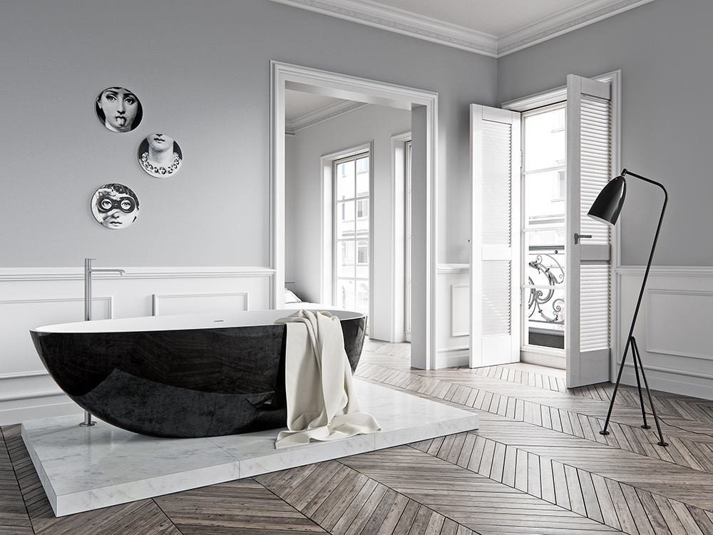 VALLONE<br>puristic bathroom designs