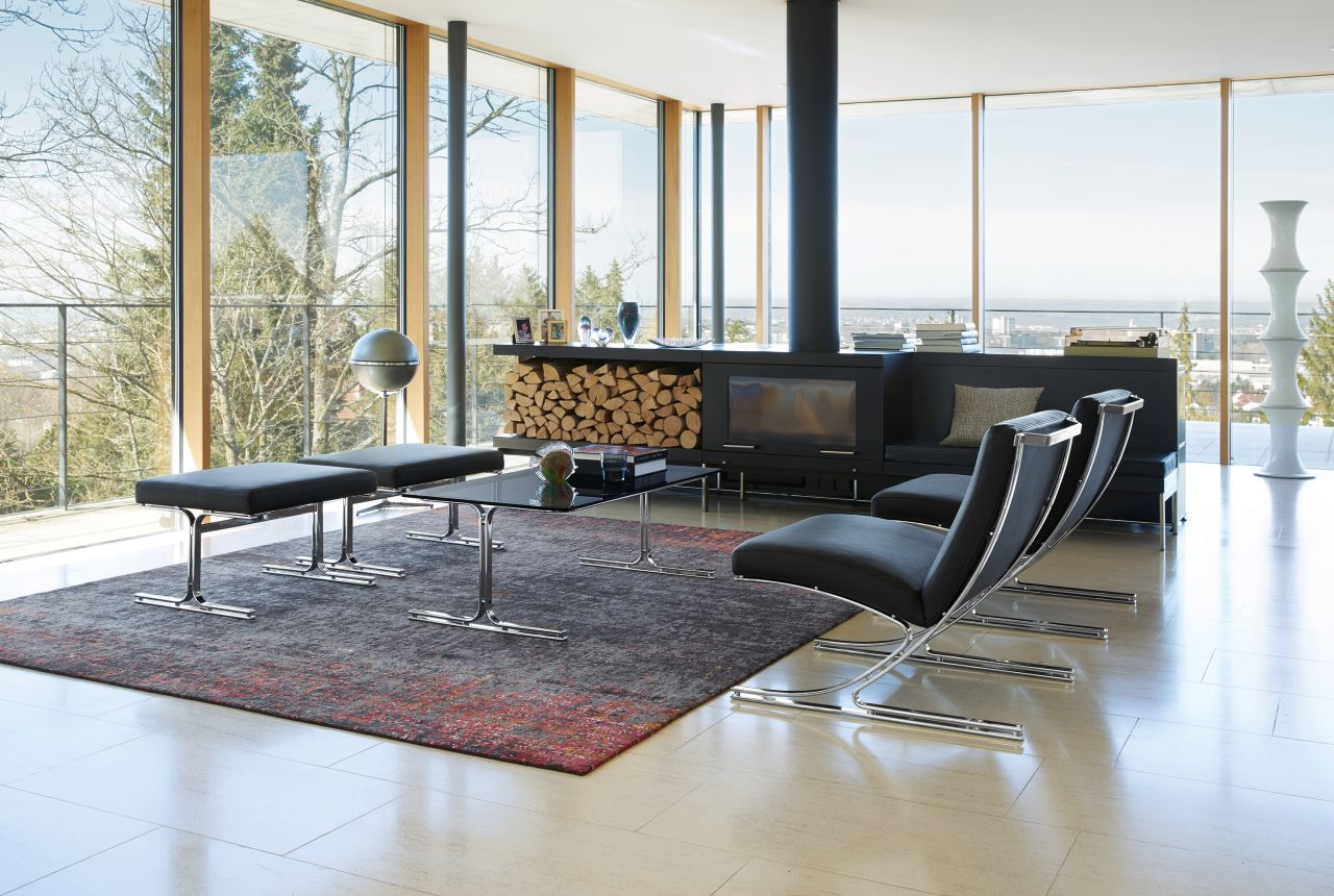 Knoll Polstermöbel walter knoll a brand of the modern age