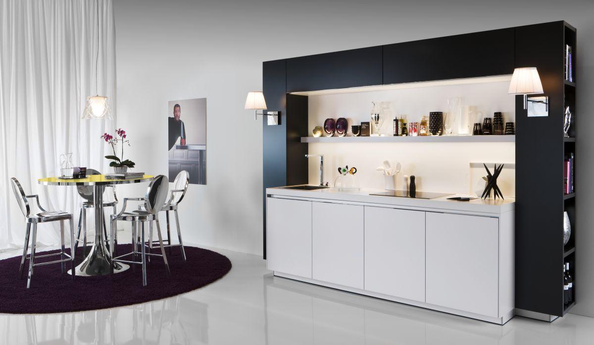 Philippe starck kitchen products - Warendorf_philippe Starck 01 Designed By Philippe Starck